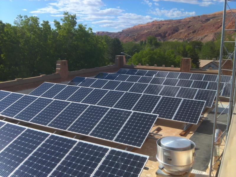 Structural Evaluations for Solar Installations
