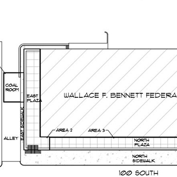 Wallace F. Bennett Federal Building Project