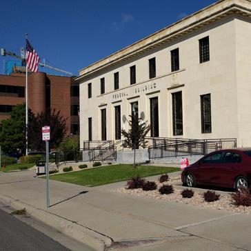 Seismic Study, GSA J. Will Robinson Federal Building